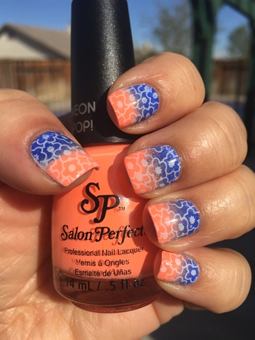 Gradientsponge Nail Art Nail Art Gallery