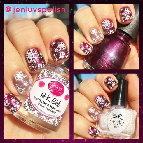 Winter Nails ❄️