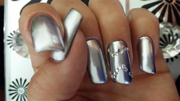 Metallics and Bling!