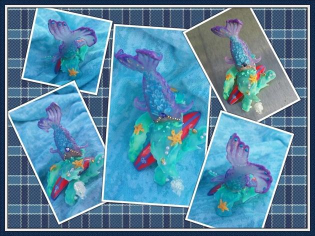 Majesta the Mermaid!