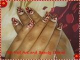 The Cherry Blossom Nail Art