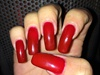 Blood Red Artisan Gel Polish
