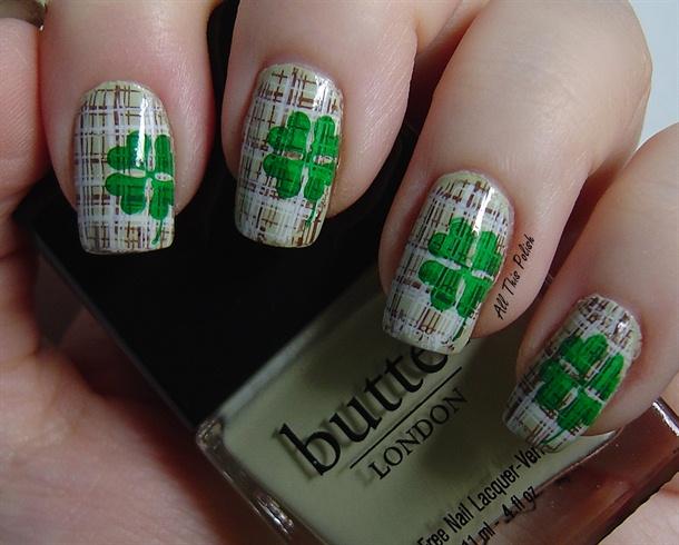 St. Patrick's Day Shamrocks