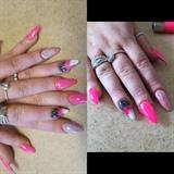 Hot Pink Stiletto