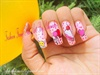 Birth Day Nail Design