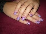 violet pixie dust