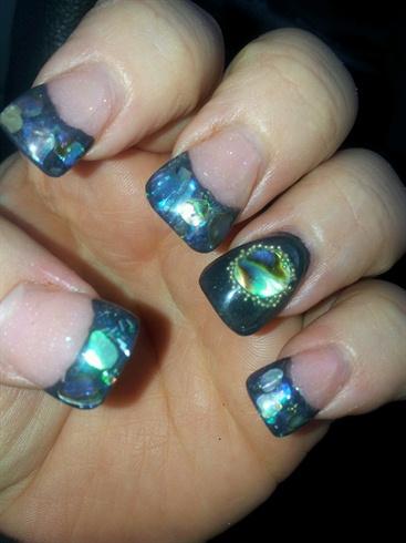 Paua shells
