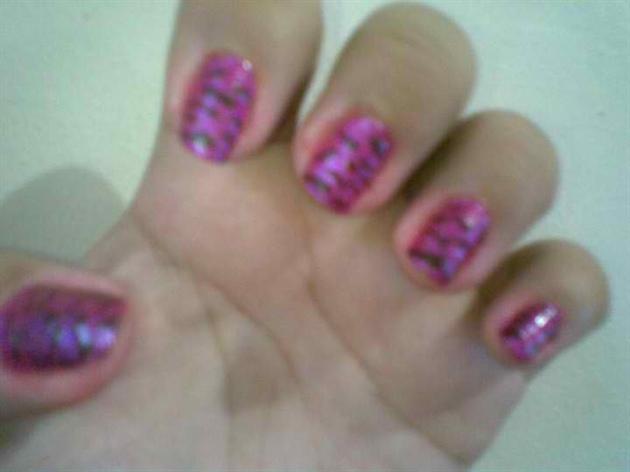 rocker chick zebra first time.. ;)))
