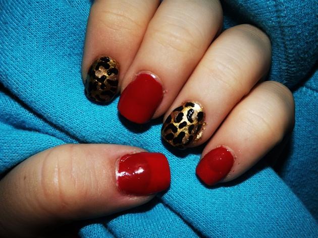 Pretty Little Liar inspired nails