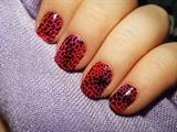 Impress nail manicure