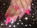 Pink Stiletto Rockstars