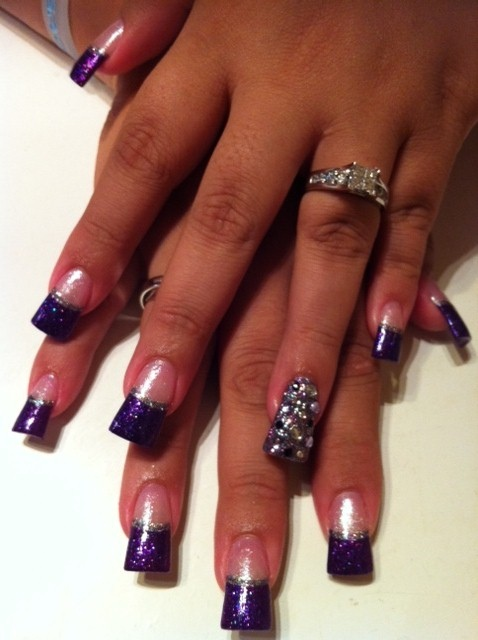 Purpleliciousrsey Style Nail Art Gallery