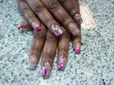 Nice and pink