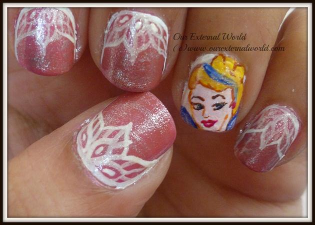 Disney Princess Nail Art Nail Art Gallery