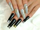 gorgeous party nail