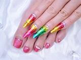 foil nail