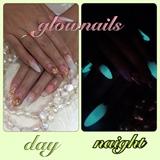 glow nail