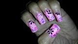 Pink Flake Glitter