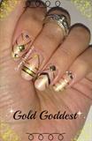 gold goddest