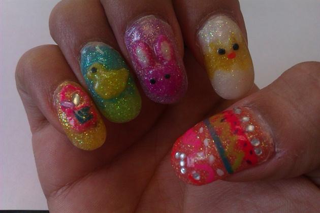 Easter fun =)