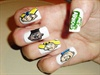 Hey Arnold! Nails