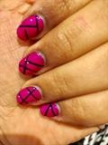 Pink- Black