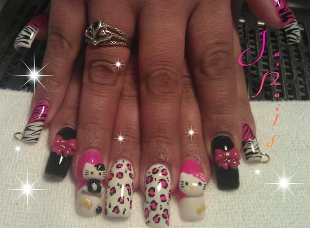 Wild Hello Kitty