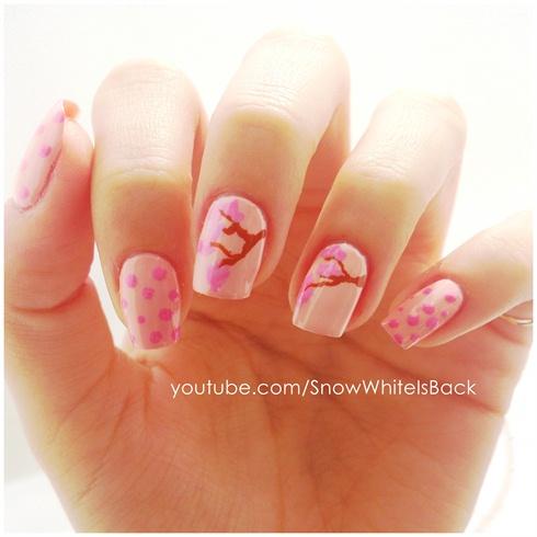 Spring Tree Nails