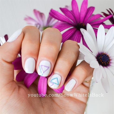Triangle Nails