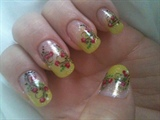 Sparkle cherry blossom