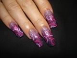 Paper clip nails
