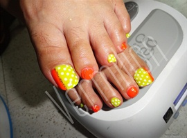 Summer Dotted