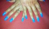 Thunder Blue Gel