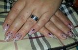 Acrylic on natural nails