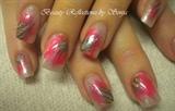 Pink Color Splash