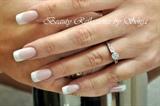Engaged!! Pink n Whites