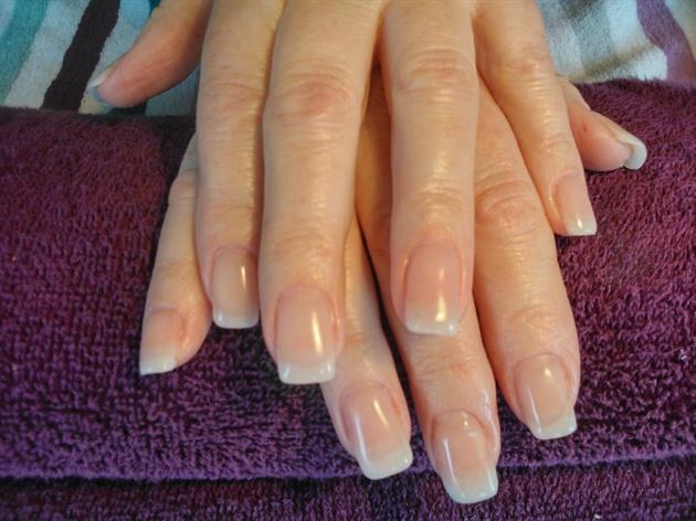 Natural Gel Nail Enhancements