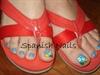 Spring toenails