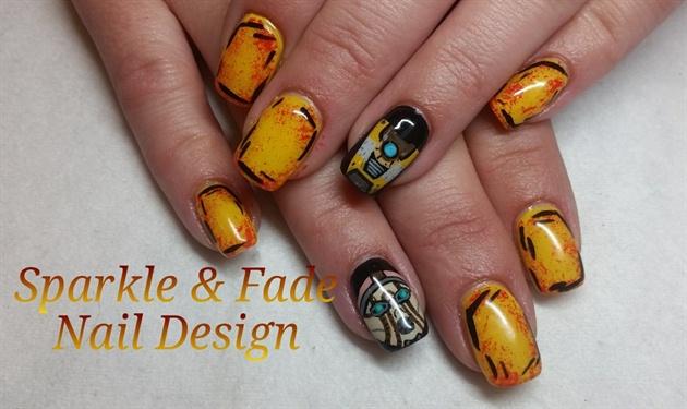 Borderlands Nails