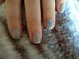 Zora Sapphire Nail Art