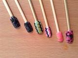 Gel Polish Nail Art Practice