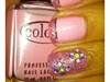 Pink French Glitter