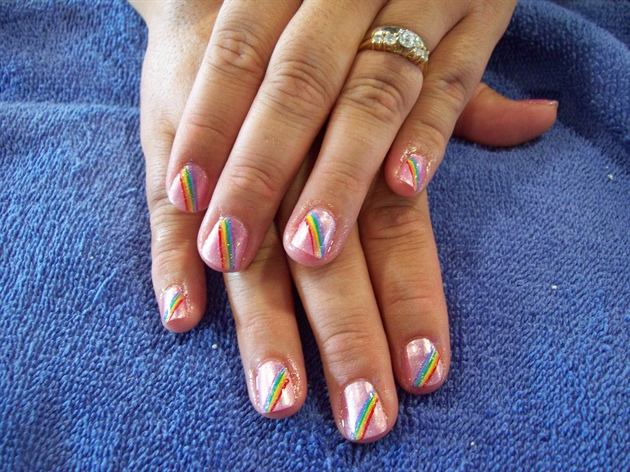 Shellac and Rainbow
