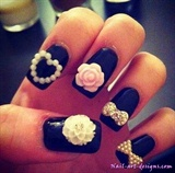 Best Valentine Nail art designs