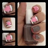 pink <3 gray
