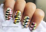 Colorful stripes or Zebra stripes??