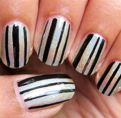 Holo stripes