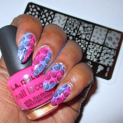 Lollipop Nails