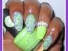 Watermarbling Nails