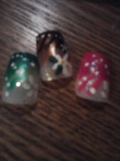 Nail Trio